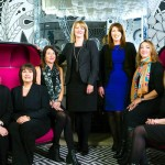 the women in tourism team