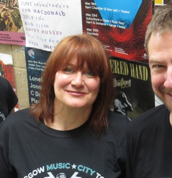 Glasgow Music City Tours Launching July 2015
