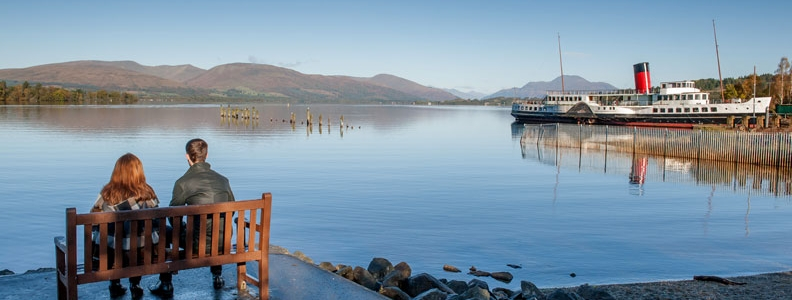 Love Loch Lomond in Unique Collaboration to Attract New Visitors