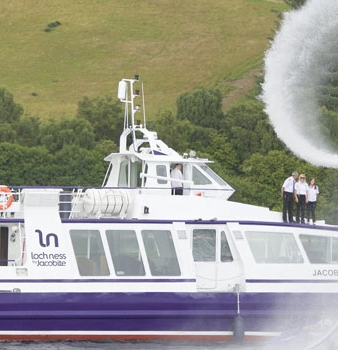 Flying Scotsmen Welcome £1m Tourism Investment for Loch Ness